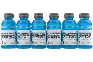 Powerade ION4 Zero Calorie Sports Drink Mixed Berry - 12 PK