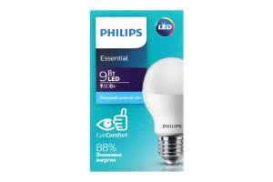Лампа світлодіодна Philips ESS LEDBulb 9W E27 6500K 230V 1CT/12 RCA