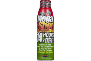 Nitro2Go Mega Shot Energy Drink Sweet Berry