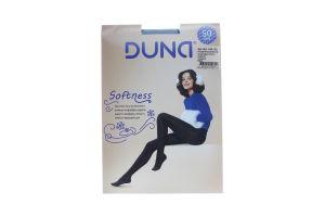 Колготки женские Duna Softness 50den 3 черные