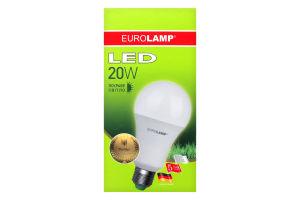 Лампа Eurolamp LED світлодіодна E27 20W 1900Lm