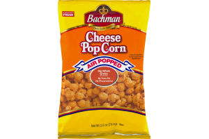 Bachman Air Popped PopCorn Cheese