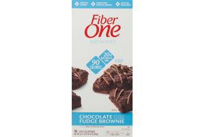 Fiber One Brownies Chocolate Fudge Brownie - 38 CT