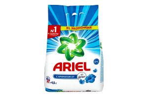 Порошок пральний Automat Lenor effect Повітряна свіжість Ariel м/у 4,5кг