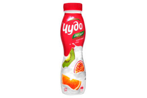 Йогурт 2.5% Тропический микс Чудо п/бут 270г