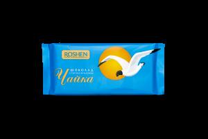 Шоколад темний молочний Чайка Roshen 90г
