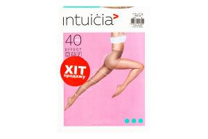 Колготки жіночі Intuicia Effect 40den 3 vizone