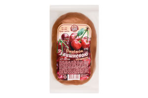Пиріжок з вишневою начинкою Новое дело м/у 80г