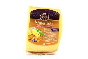 Сир Кримський козиний 50% 225г Клуб сиру х10