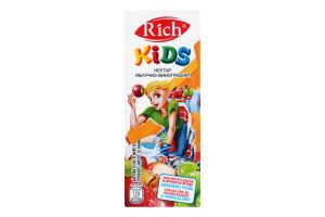 Нектар яблучно-виноградний Rich Kids т/п 200мл