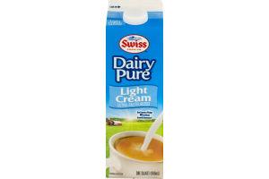 Swiss Premium DairyPure Light Cream