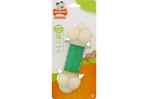 Nylabone Essentials Dental Chew Dog Toy X-Large Bacon Flavor