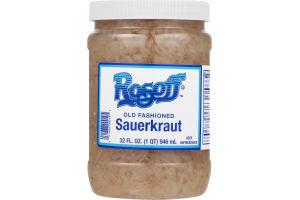 Rosoff Old Fashioned Sauerkraut