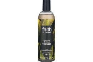 Faith in Nature Shampoo Seaweed and Citrus