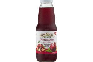 Smart Juice Organic Pomegranate 100% Juice