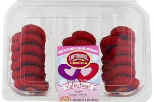 Lofthouse Cookies Valentine! Heart Sugar Cookies