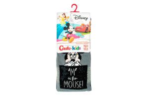 Колготки дет Conte-kids Disney 462 т.сер р.150-152