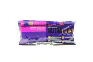Корм Nutra Gold для котів з курячим м'ясом 100г
