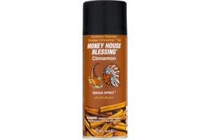Money House Blessing Cinnamon Indian Spirit Air Freshener