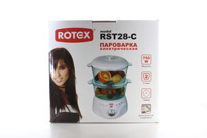 Пароварка Rotex RST28-C 629709