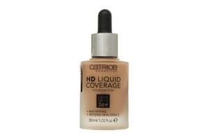 Catrice основа тональна д/обличчя HD Liquid Coverage 020, 30мл