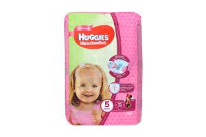Подгузники для девочек 12-22кг Ultra Comfort Huggies 15шт