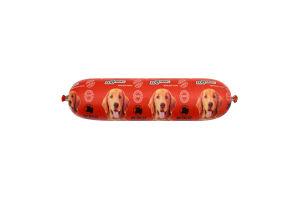 Корм для собак с говядиной Zooлюкс м/у 900г