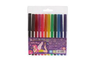 Фломастери Cool For School 6 кольорів арт.15220 х6