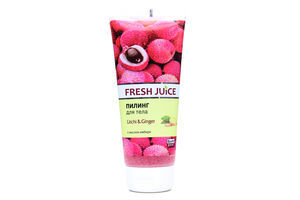 Пилинг для тела Litchi&Ginger Fresh Juice 200мл