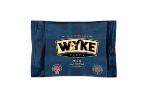 Сир Mild Mellow White Cheddar Wyke Farms 200г