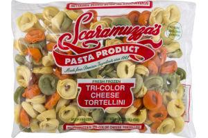 Scaramuzza's Tri-Color Tortellini Cheese