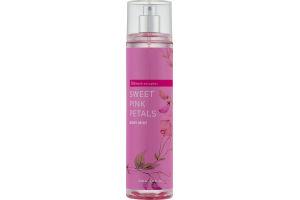 be bath escapes Sweet Pink Petals Body Mist