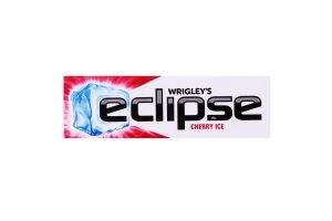 Резинка жевательная без сахара с ароматом вишни и ментола Cherry Ice Eclipse м/у 14г