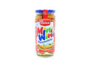 Сосиски Meica Mini Wini с/б 380г