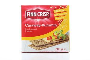 Сухарики ржаные с тмином Finn Crisp к/у 200г