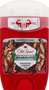 OLD SPICE Твердий дезодорант-антиперспірант Bearglove 50мл