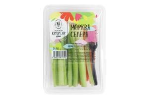 Салат овощной морковь сельдерей СП