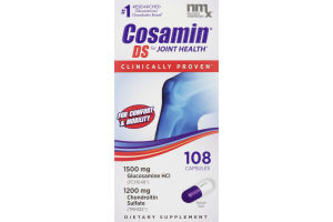 Cosamin DS For Joint Health- 108 CT