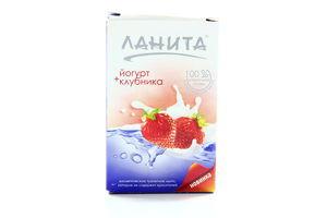 Мило Ланита косметичне йогурт+полуниця 90г