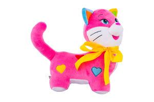 Игрушка мягкая для детей от 3лет Кошка Ася Stip 1шт