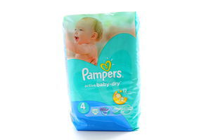 Подгузники Pampers Micro Pack Active Baby Maxy (4) 7-14кг 13шт