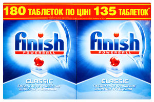 FINISH ТАБЛЕТ CLASSIC 90+90 (-