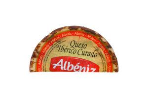 Сыр Albeniz Иберико 62%