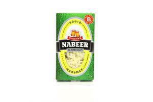 Кальмар солено-сушеный соломка Пивний Nabeer к/у 100г