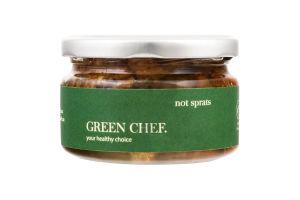 Закуска из тофу и нори в оливковом масле Green Chef с/б 150г