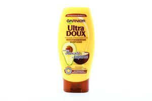 Бальзам-ополаскиватель для волос Восстановление и питание Ultra doux Garnier 200мл