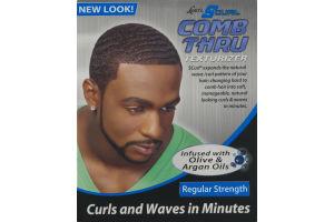 Luster SCurl Comb Thru Texturizer Regular Strength