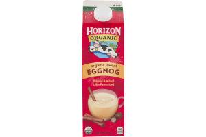 Horizon Organic Lowfat Eggnog