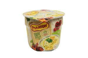 Пюре картоф Курица стакан Роллтон 37г