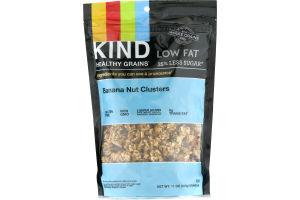 KIND Healthy Grains Banana Nut Clusters